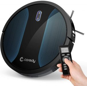 Coredy Robot Vacuum Cleaner All New