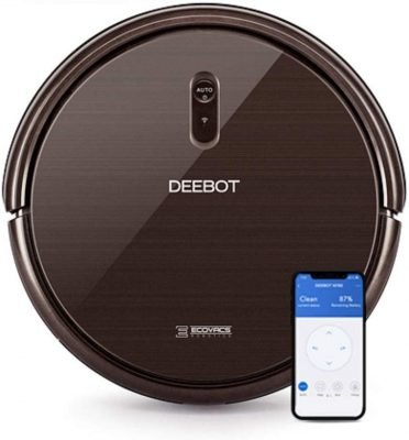 Ecovacs DEEBOT N79S Robotic Plank Floor Cleaner