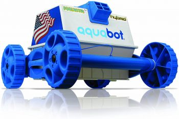 Aquabot Rover Hybrid Robotic Pool Cleaner