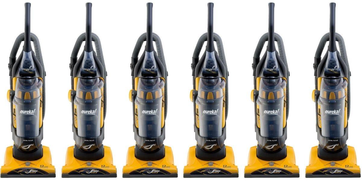 Clean Eureka Vacuum